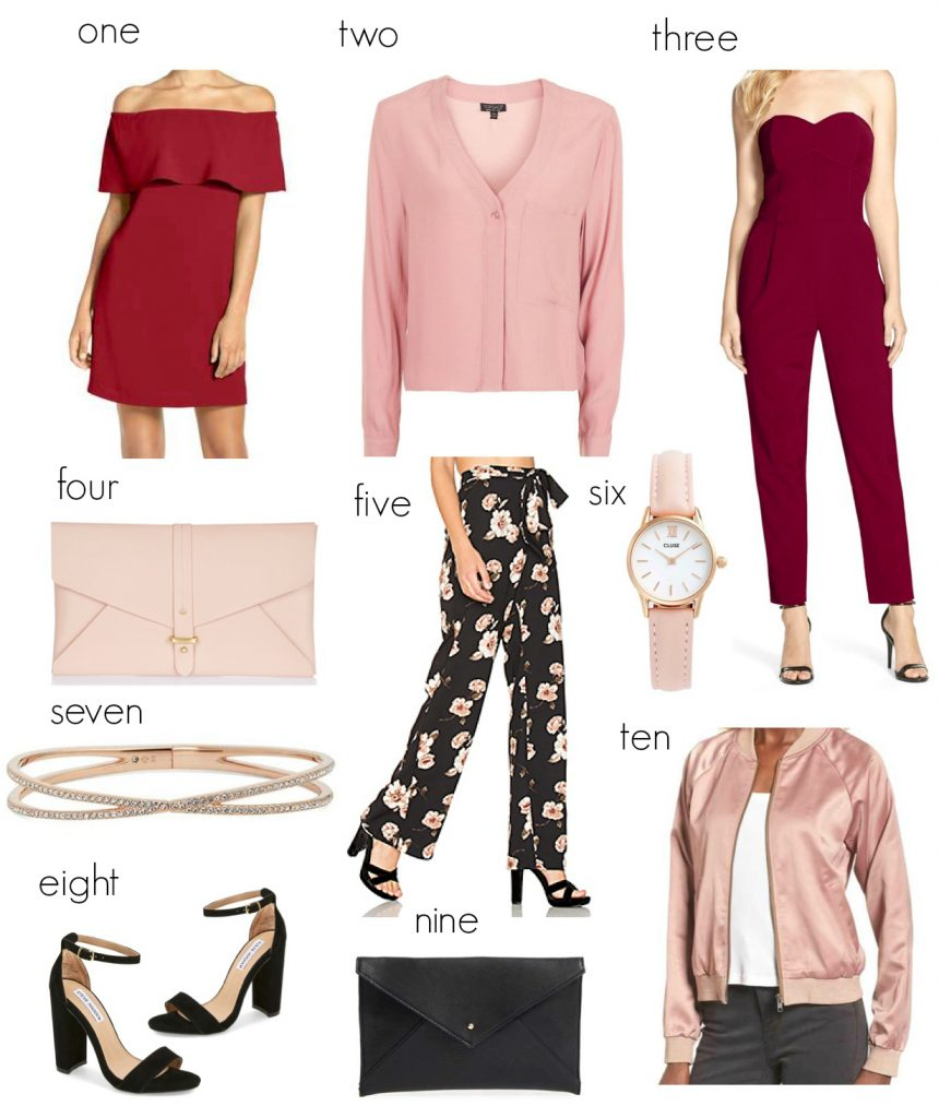 10 Romantic Fashion Favorites Under $100