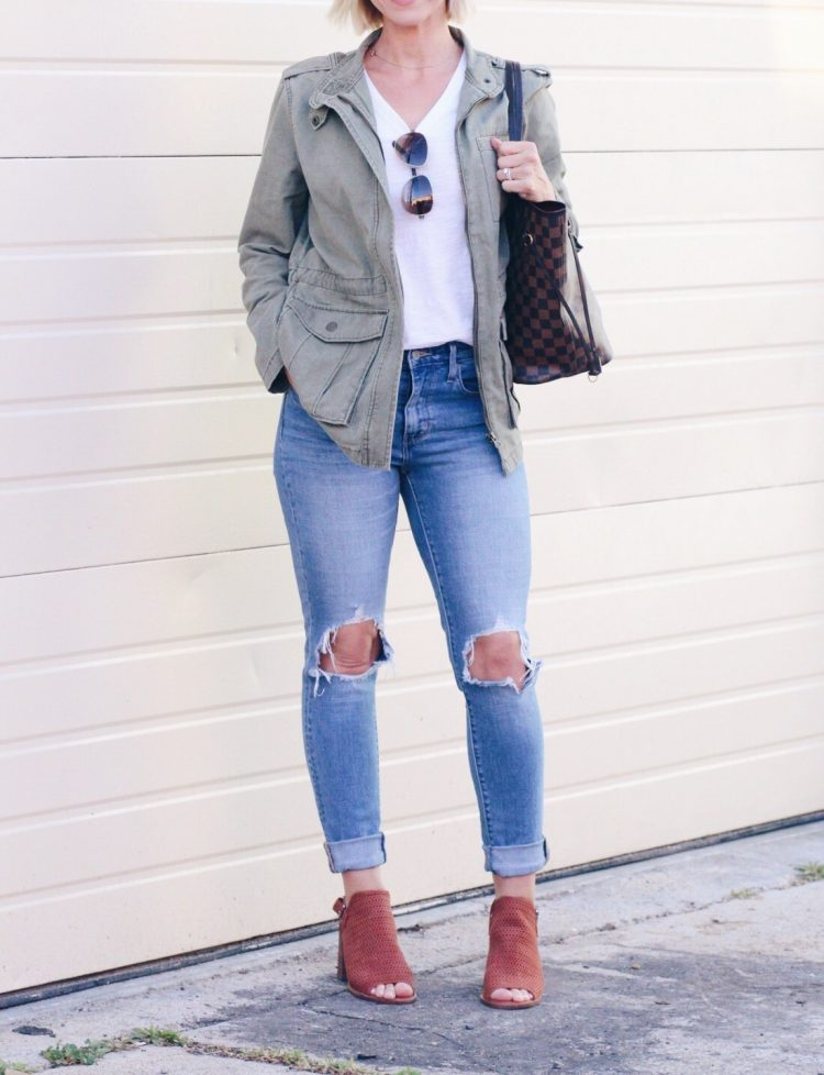 Favorite Transitional Booties For Spring