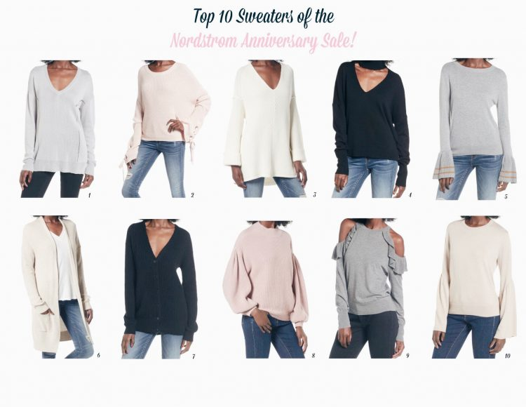 Top 10 Sweaters for Fall
