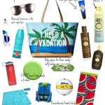 My Beach Bag Essentials