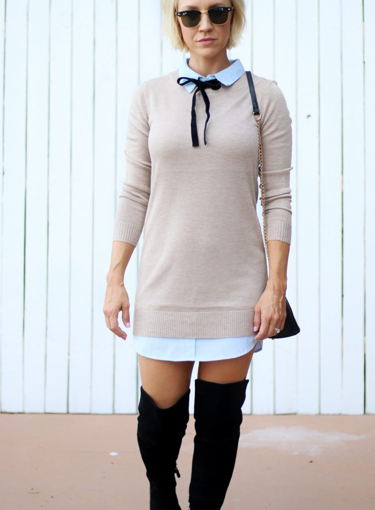 The Perfect Dress For Fall
