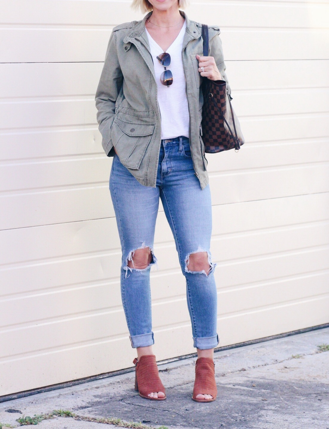Transitional Booties