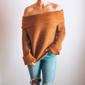 Fall Sweater Trends 2018