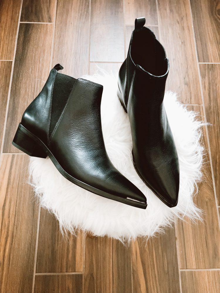 Top Booties for Fall
